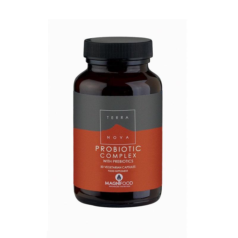 complesso probiotico prebiotici adulti