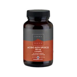 Acido Alfa Lipoico Complex